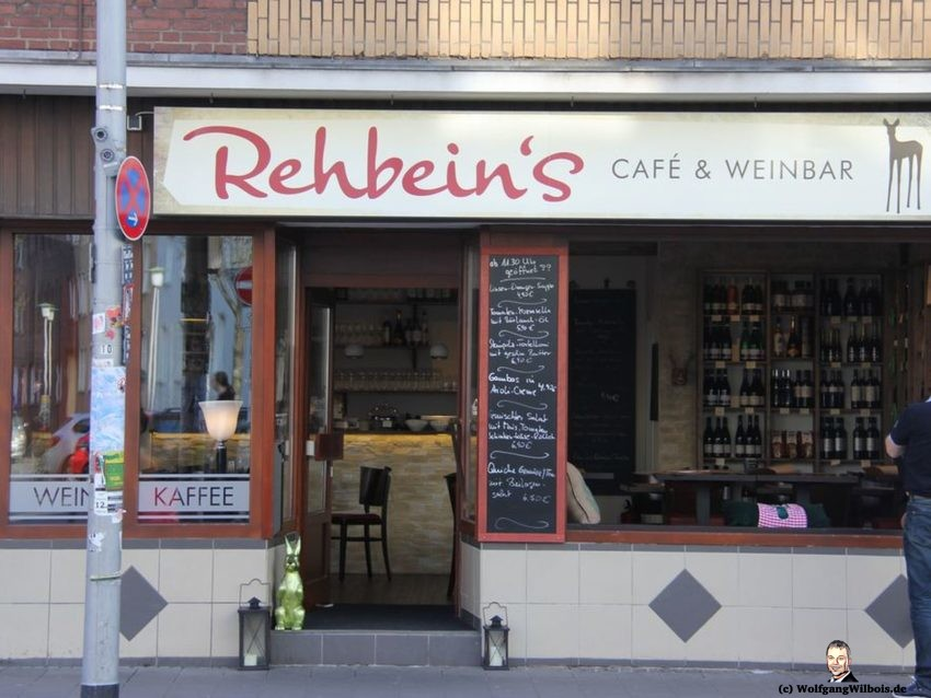 Rehbeins Cafe Weinbar Muenster