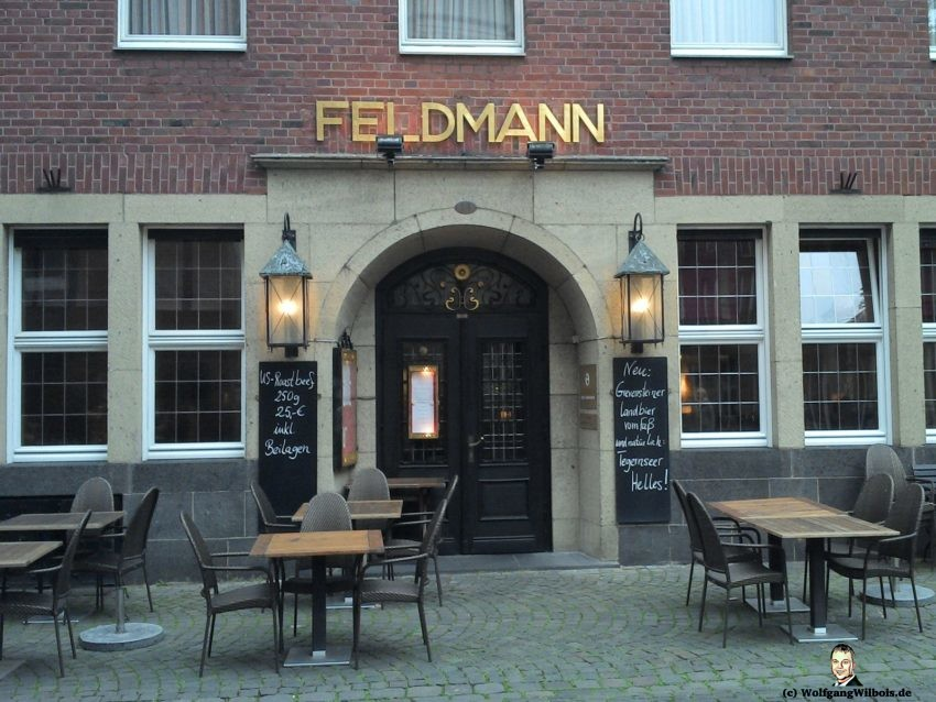 Hotel Restaurant Feldmann in Münster