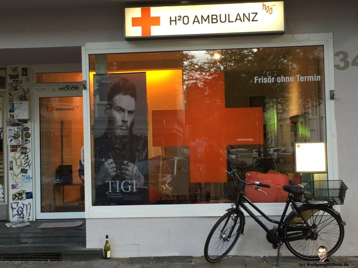 Frisoer H2O Ambulanz Muenster am Hansaring