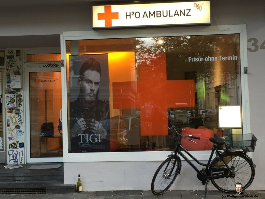 Frisoer H2O Ambulanz Muenster am Hansaring