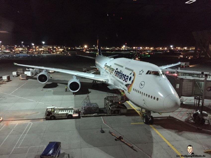 Siegerflieger Boeing 747 Jumbo -Jet
