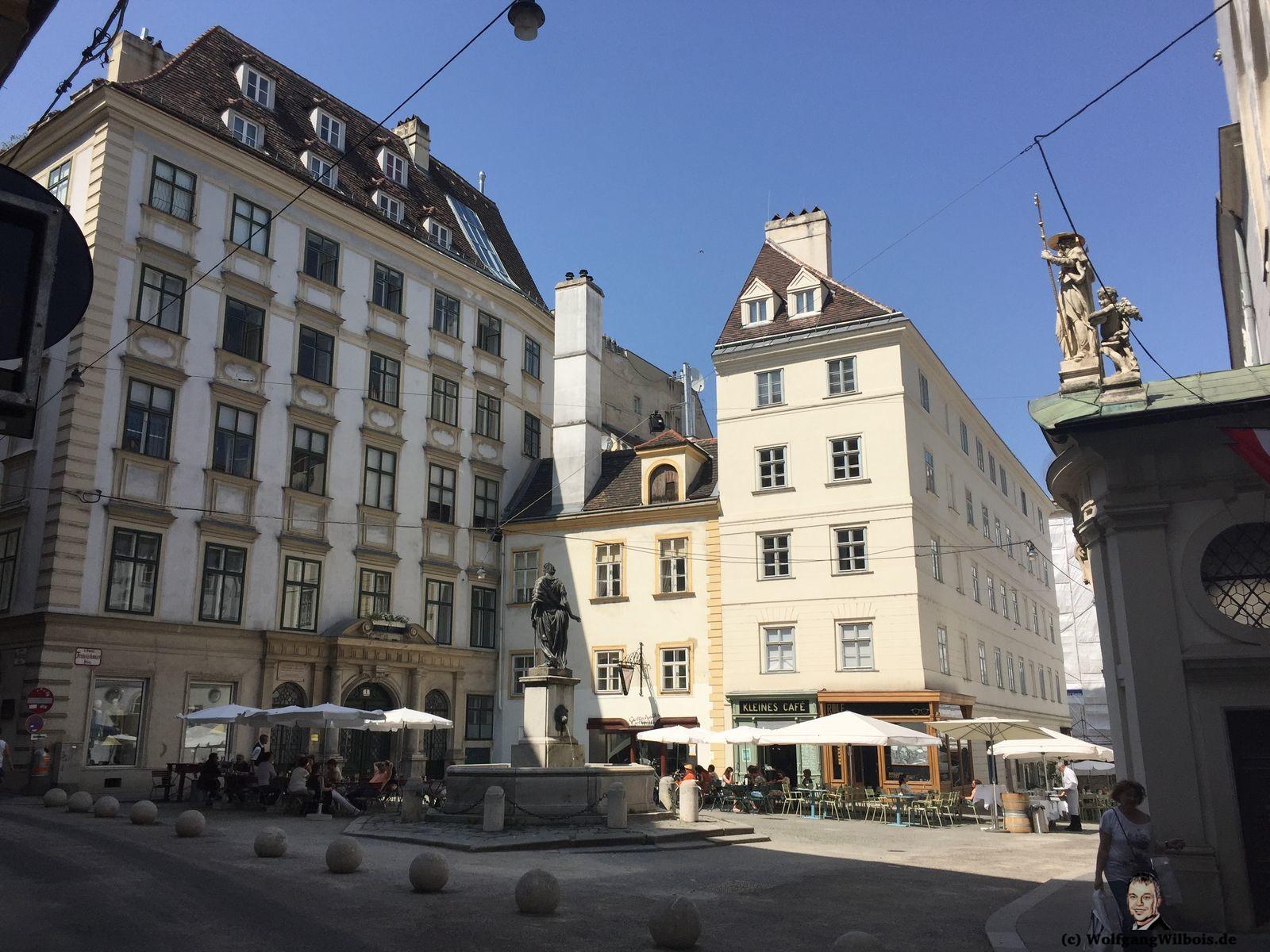Wien Zentrum Cafe