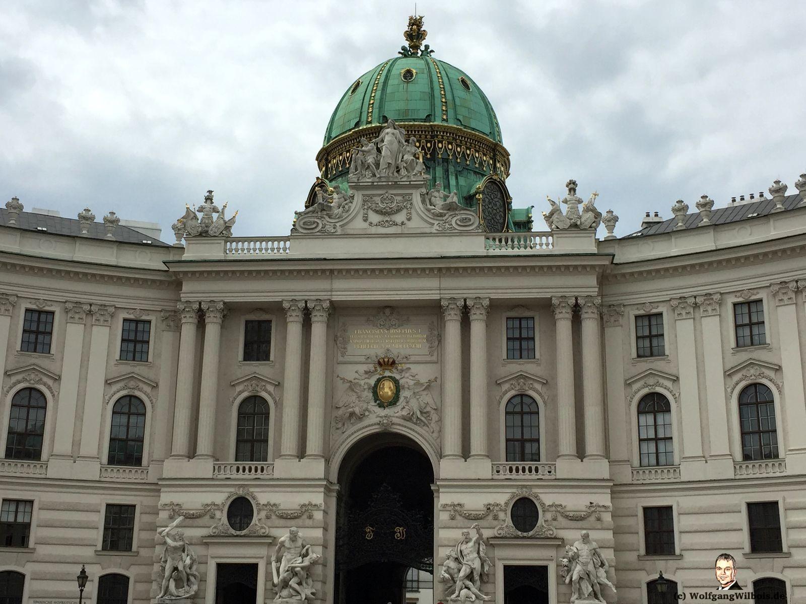 Wien spanische Hofreitschule