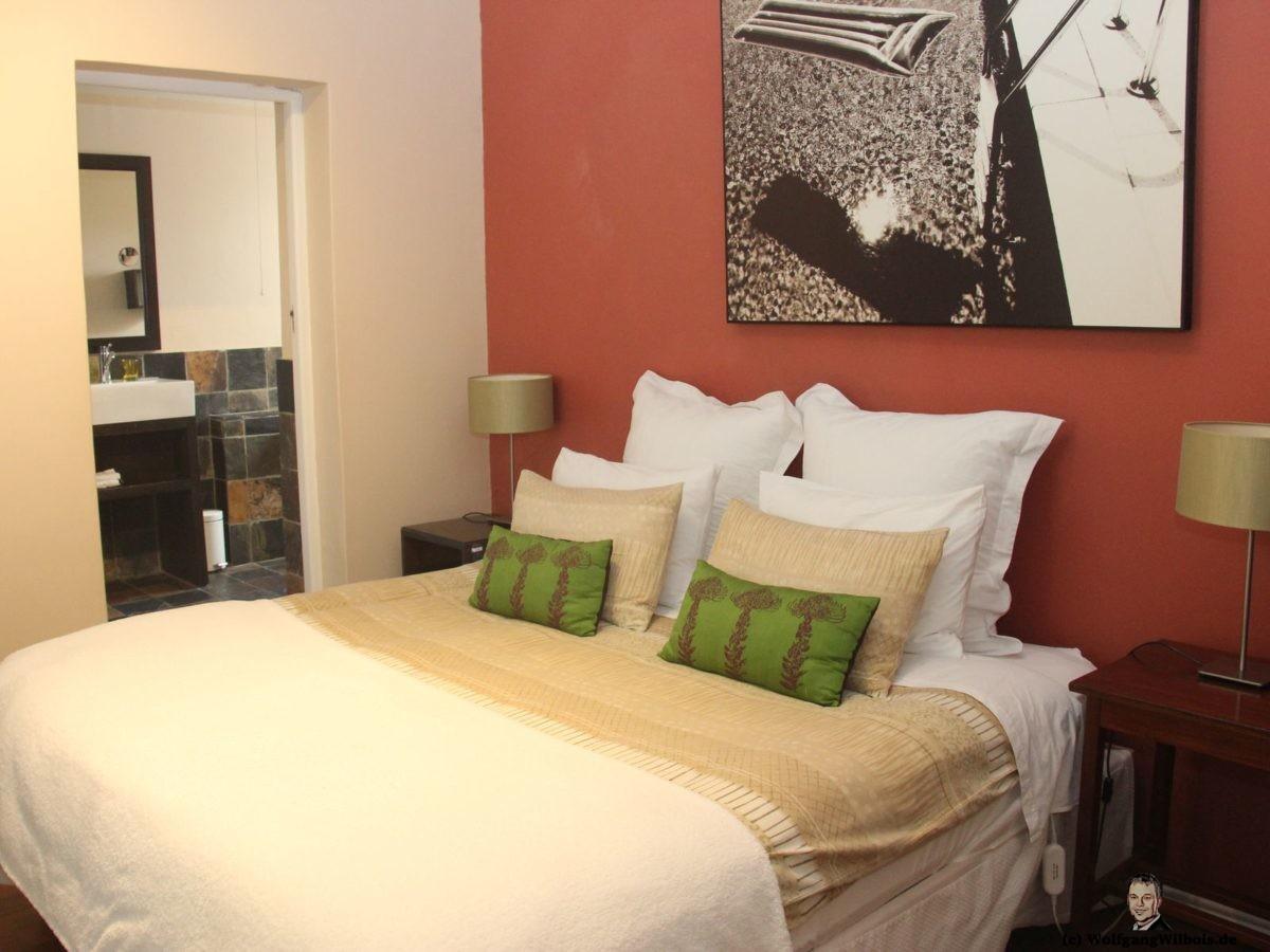 Cactusberry Lodge Kapstadt Capetown Schlafzimmer