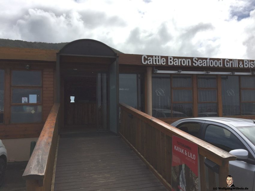 Cattle Baron Seafood Grill Bistro Ttsitsikamma Storms River Mouth Rest Camp