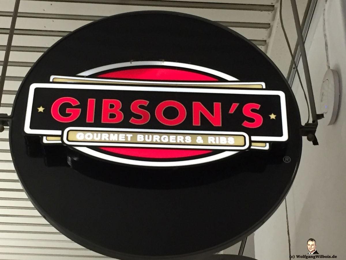 Gibson Gourmet Burger Waterfront Kapstadt