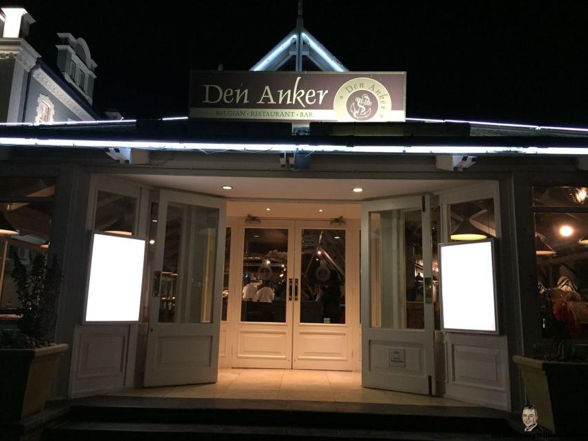 Restaurant Den Anker Kapstadt