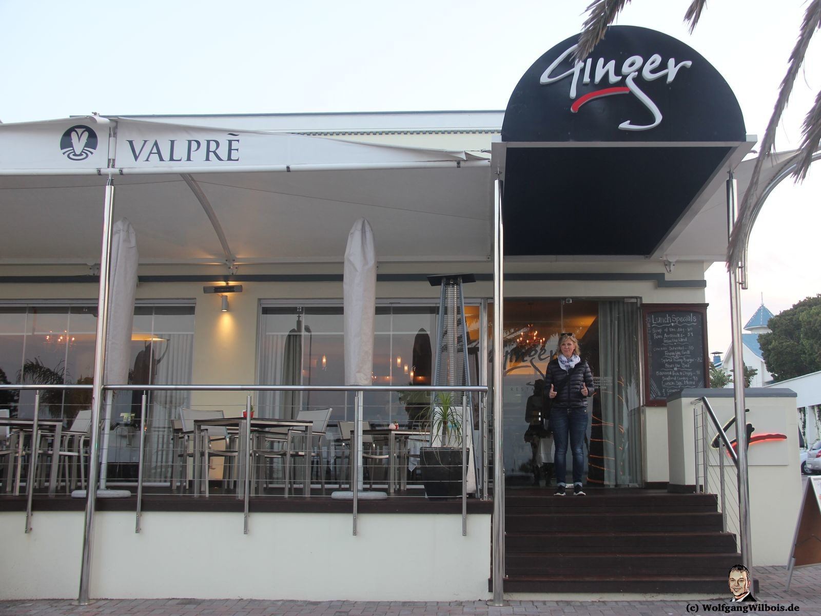 Restaurant Ginger Port Elizabeth