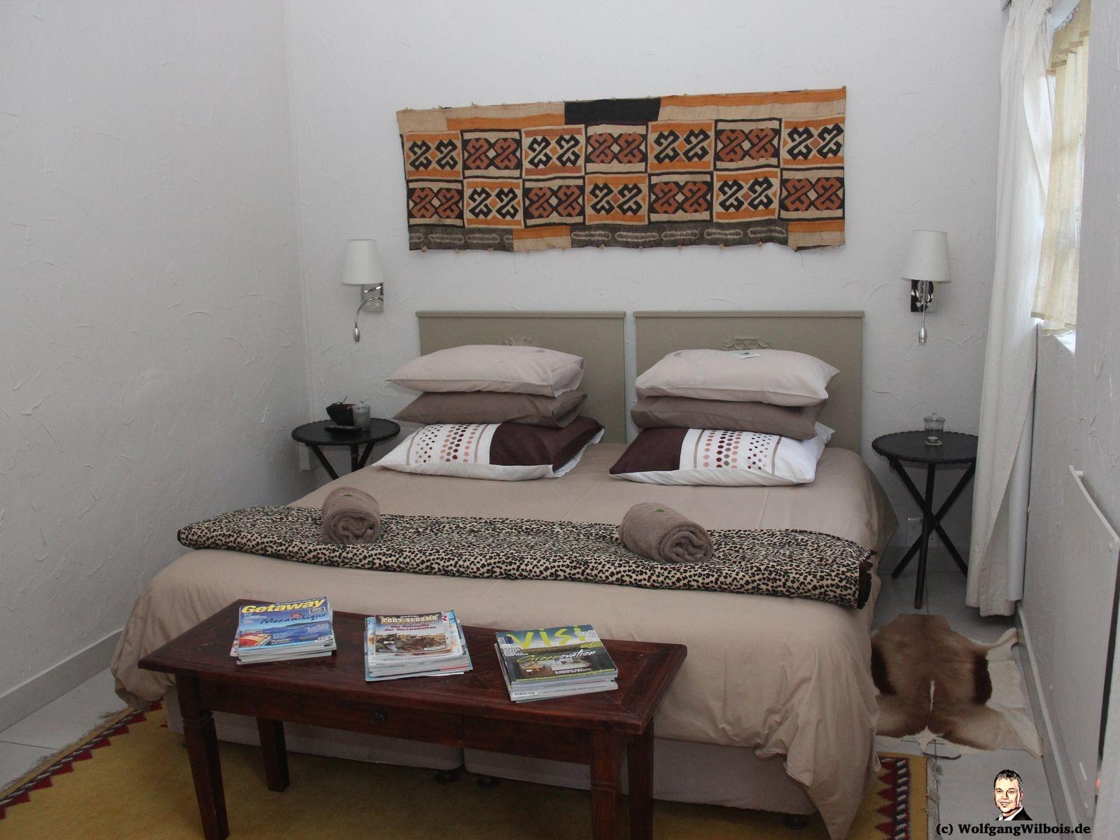 Stannards Guest Lodge Knyzna Schlafzimmer 1