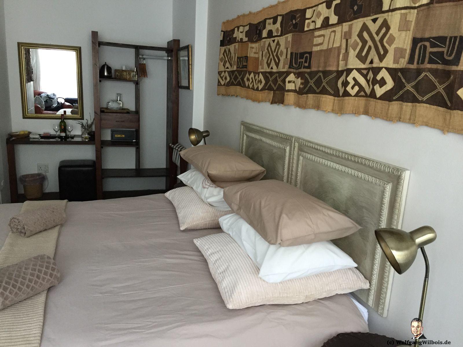 Stannards Guest Lodge Knyzna Schlafzimmer 2