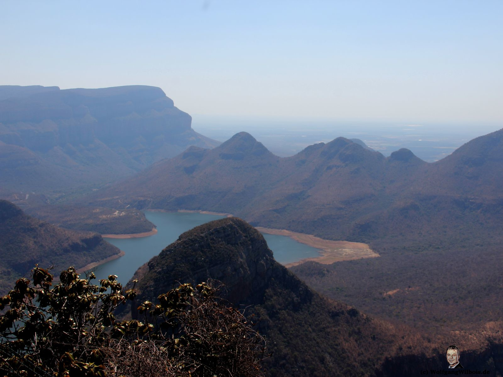 Blyde River Canyon Three Rondavels Lookout