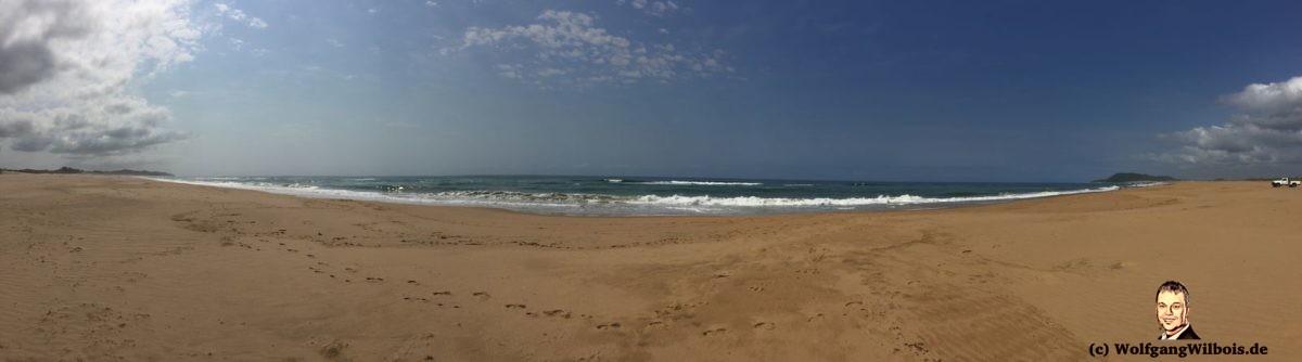 St Lucia Panorama Strand beach