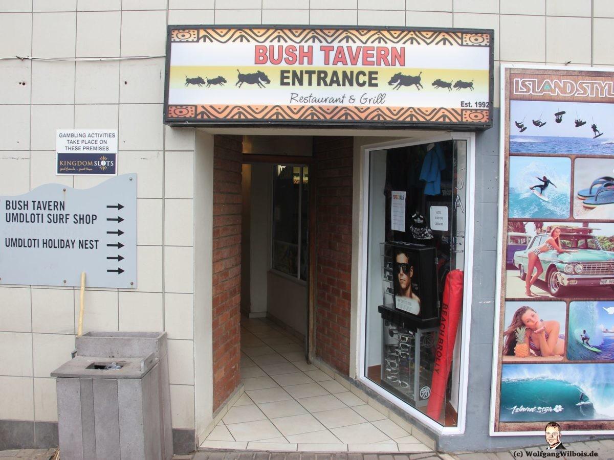 Tag 10 Bush Taverne Umdloti Sportsbar