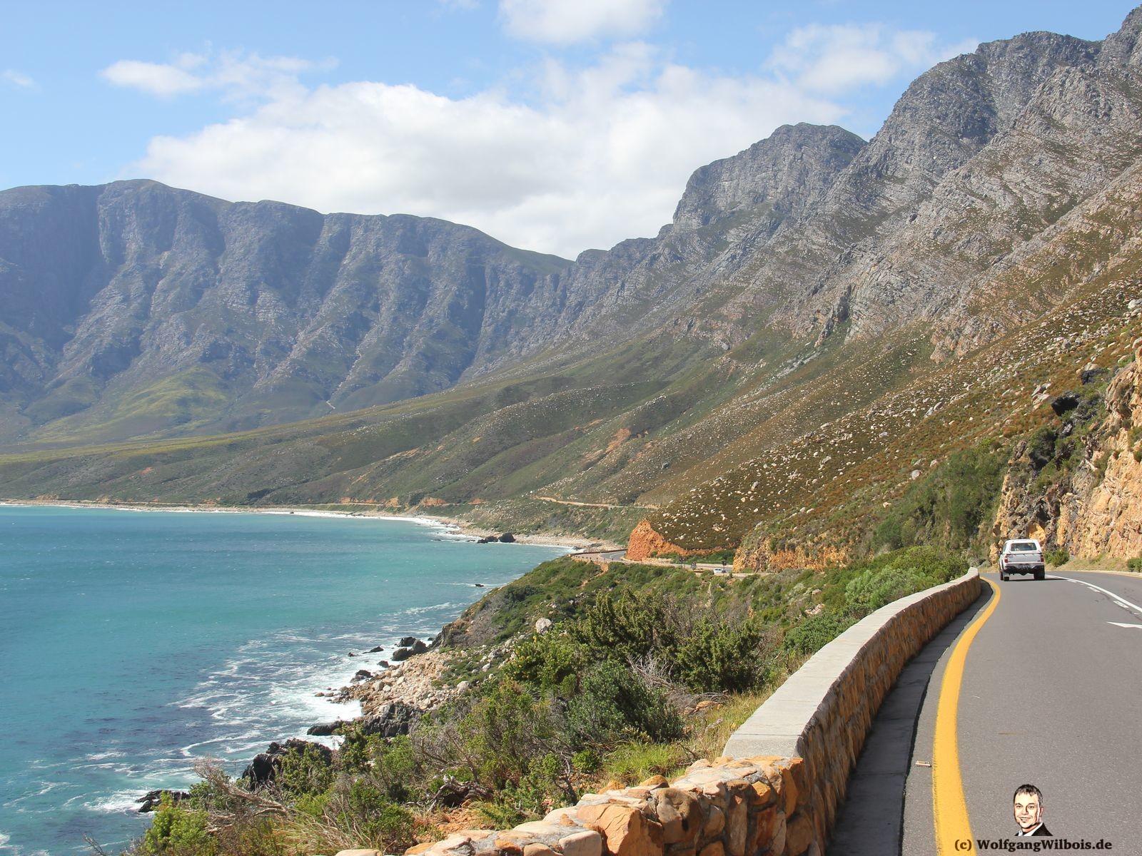Reisebericht Südafrika Tag 17 Küstenstrasse Georgs Bay