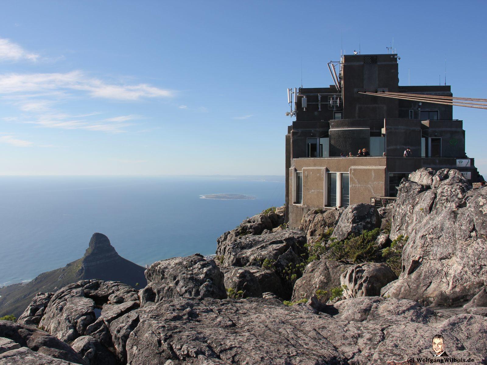 Tag 18 Bergstation Tafelberg Kapstadt