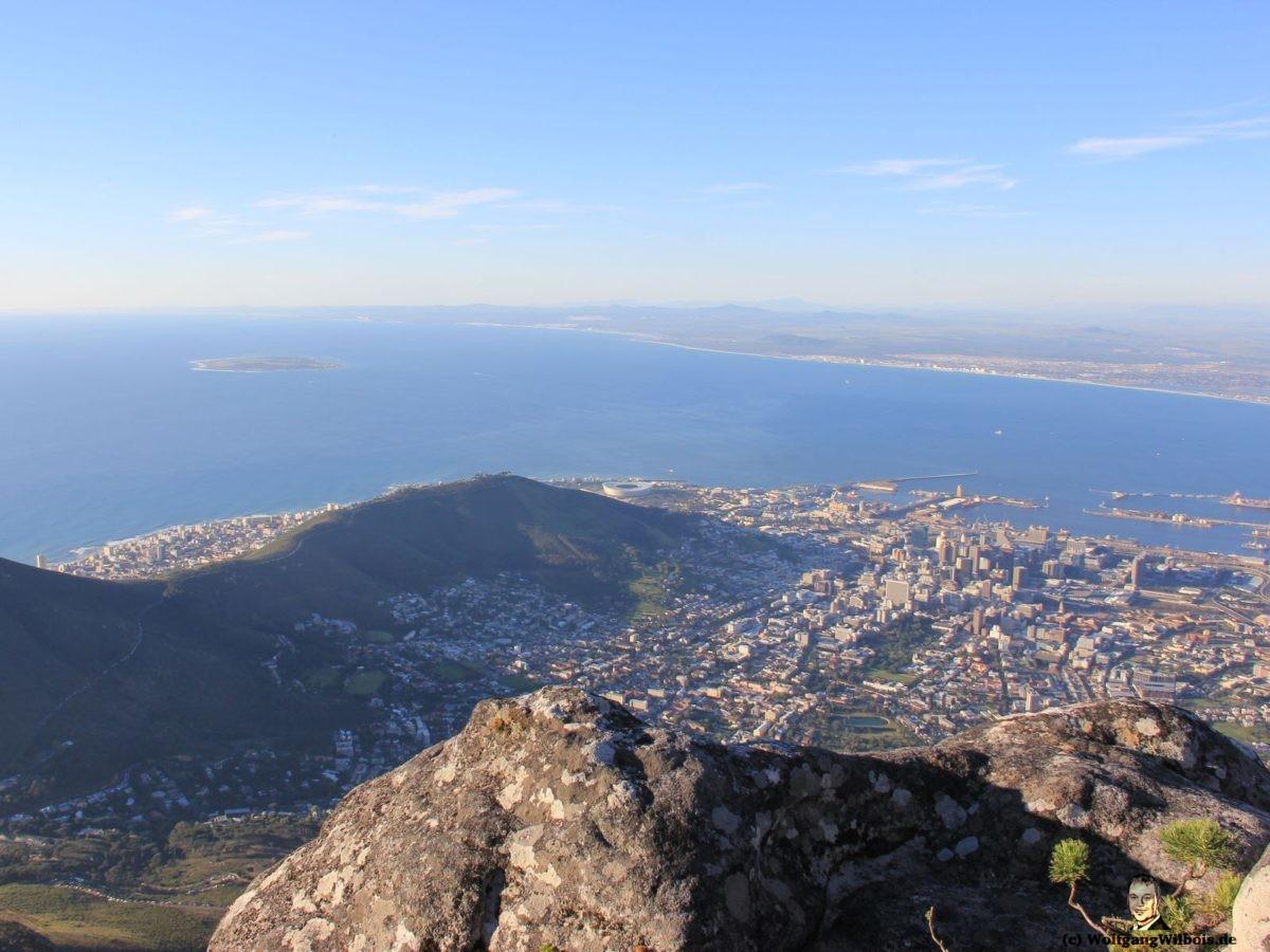Tag 18 Tafelberg Kapstadt