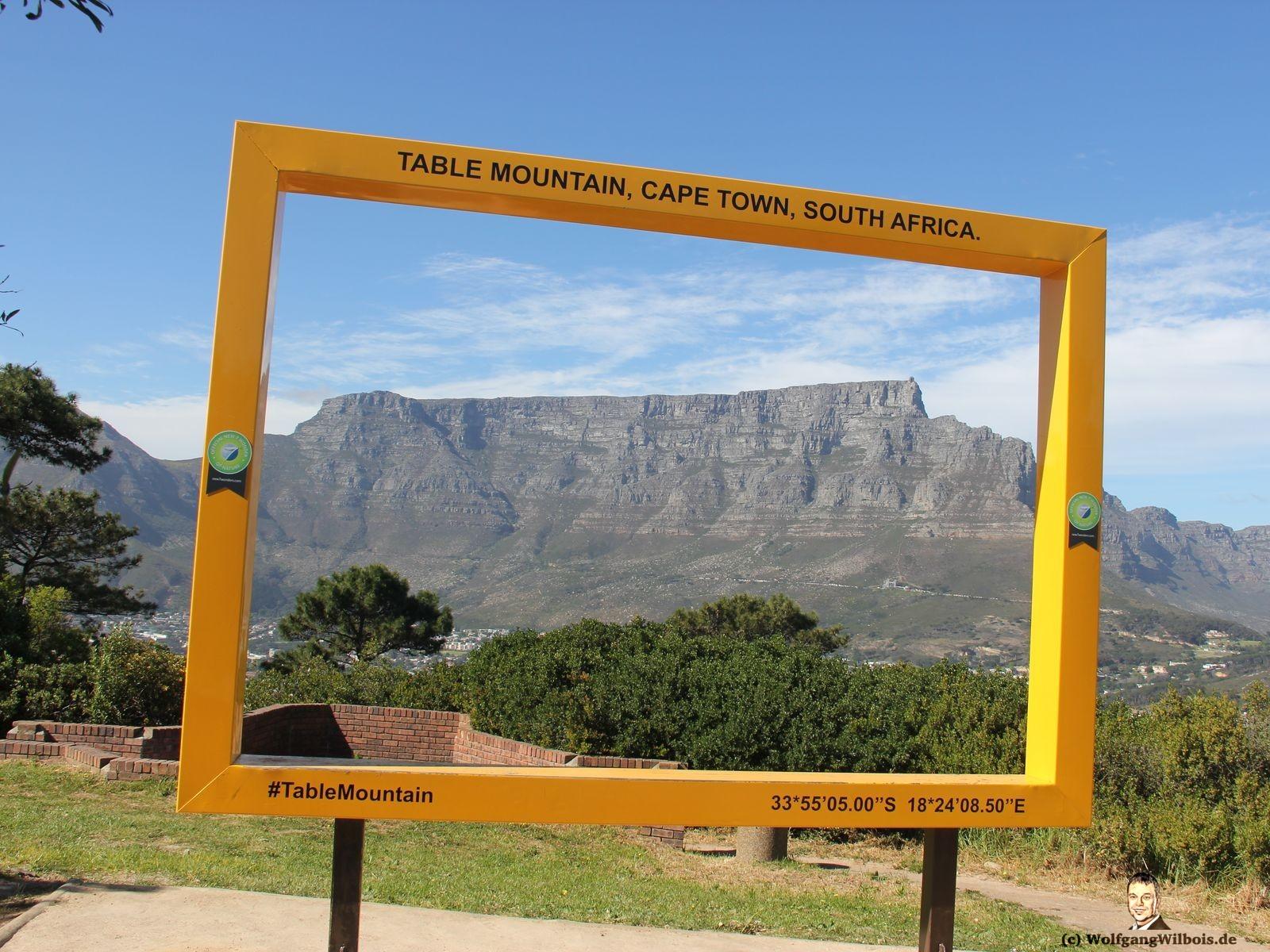 Tag 21 Kapstadt Signal Hill Tafelberg