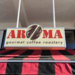 Aroma Gourmet Cafe Rösterei Pretoria Südafrika