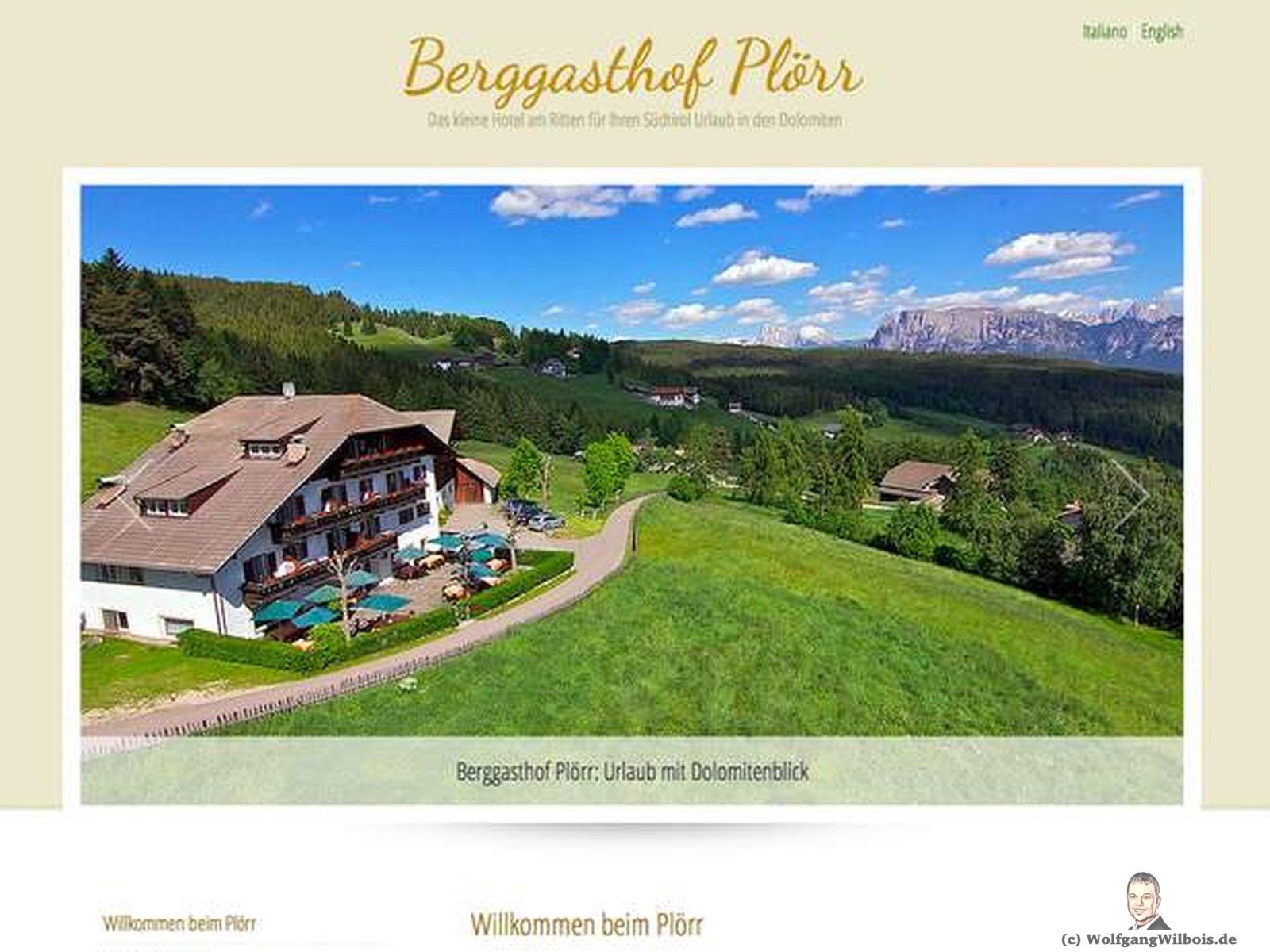 Berggasthof Ploerr Ritten