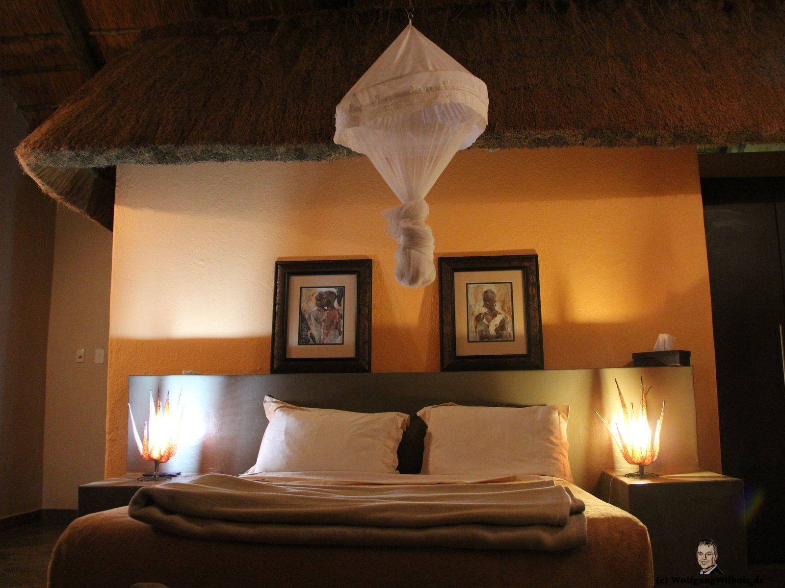 Blyde River Wilderness Lodge Hoedspruit Schlafzimmer