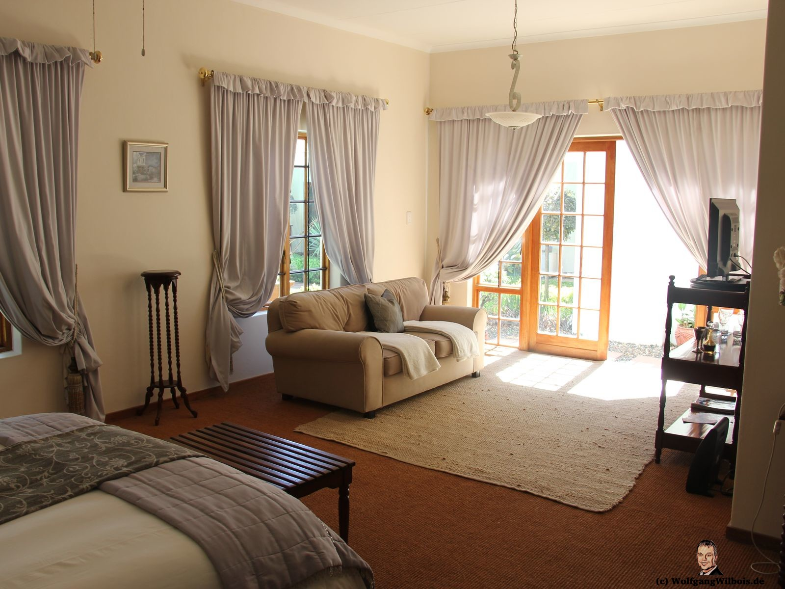 Brooks Cottage Pretoria Zimmer