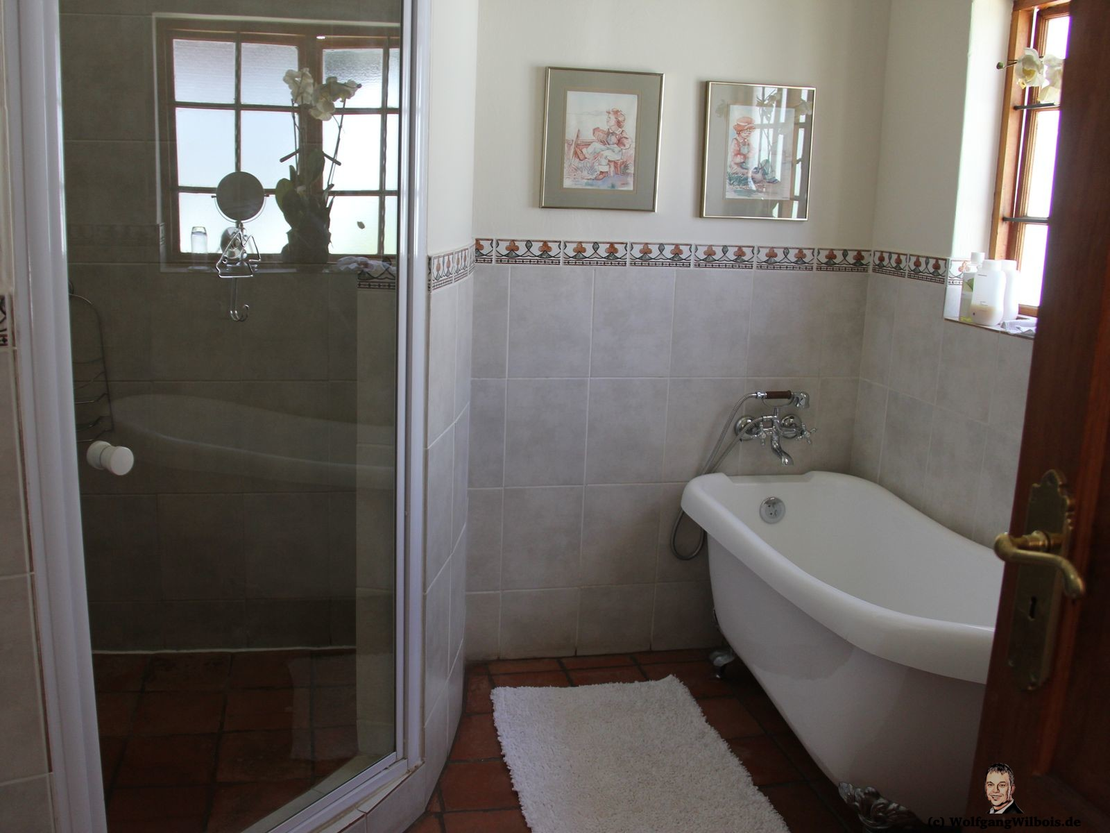 Brooks Cottage Pretoria Bad