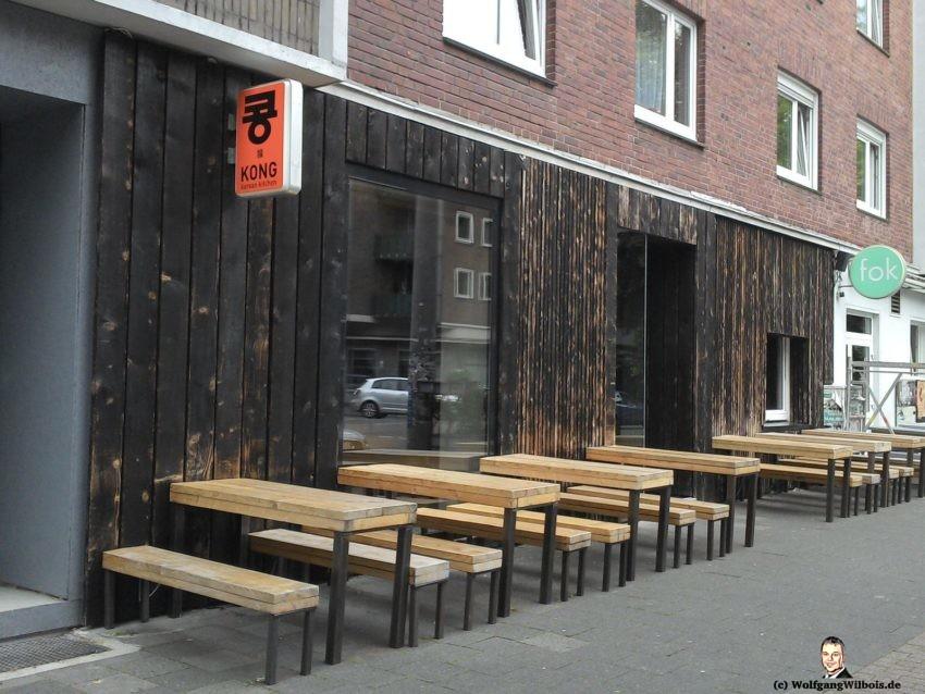 Kong Korean Kitchen, Hansaring 37 in Münster