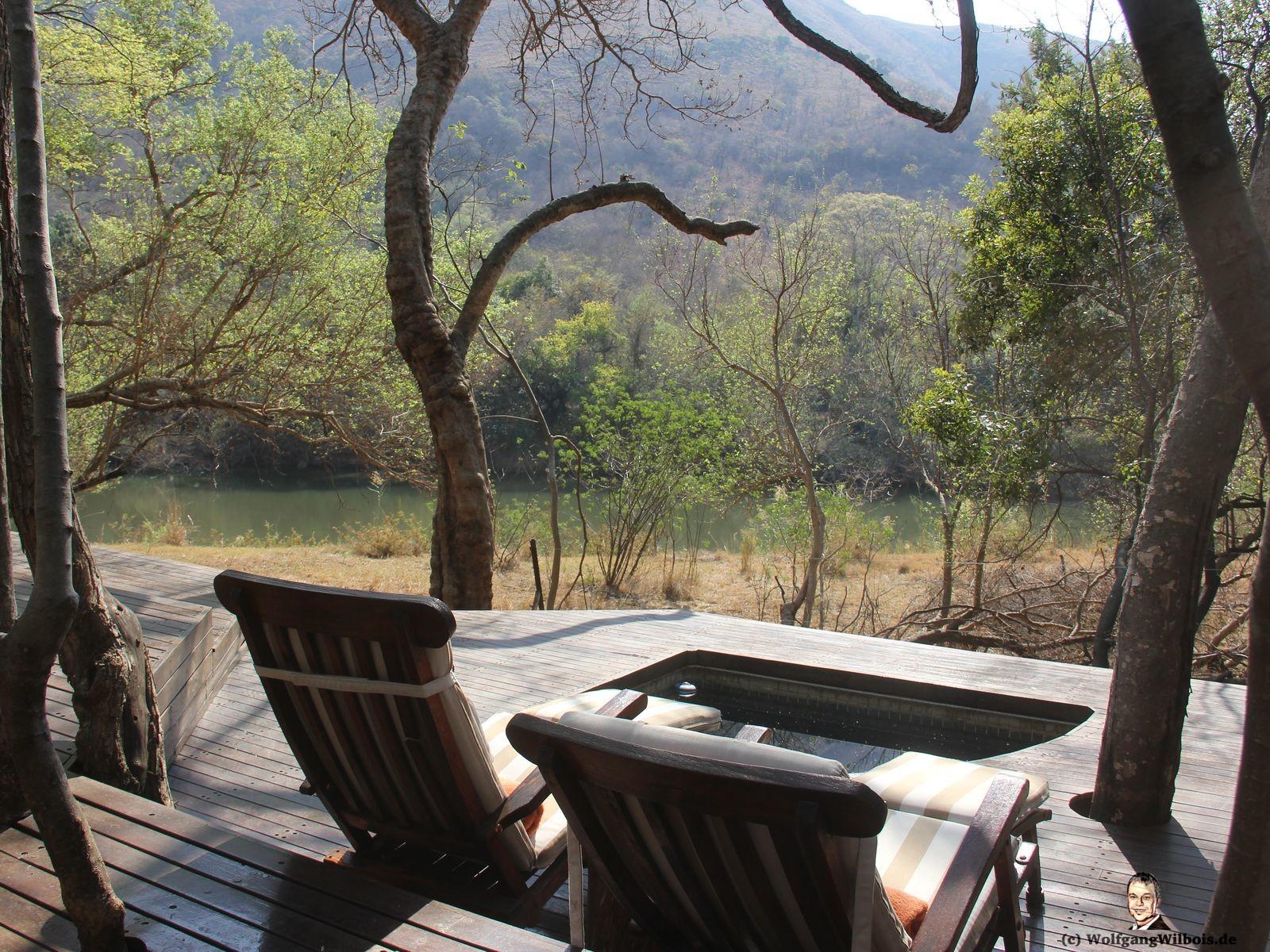 Nkomazi Game Reserve Ausblick