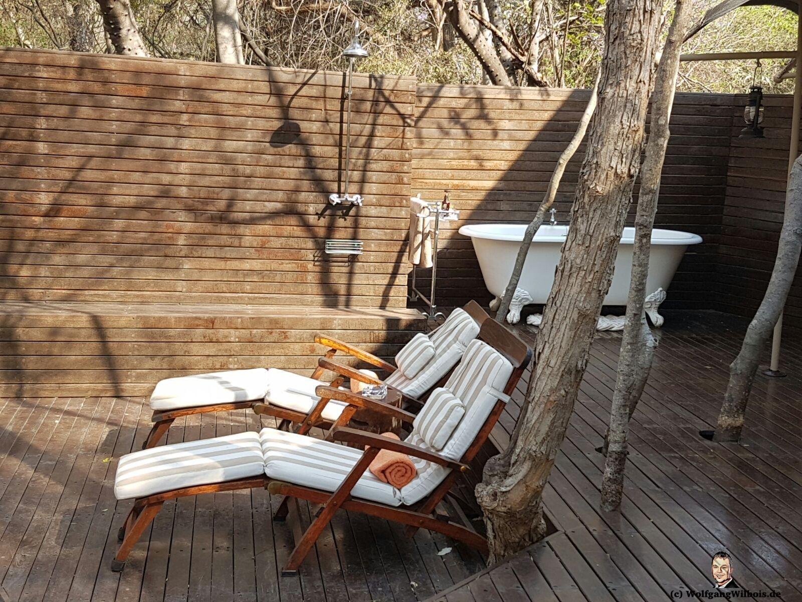 Nkomazi Game Reserve Liegen