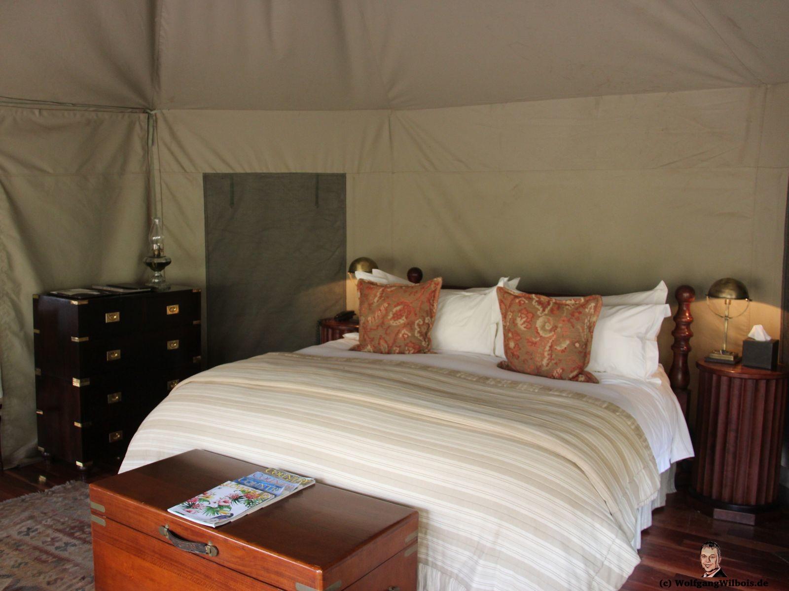 Nkomazi Game Reserve Terrasse Schlafzimmer