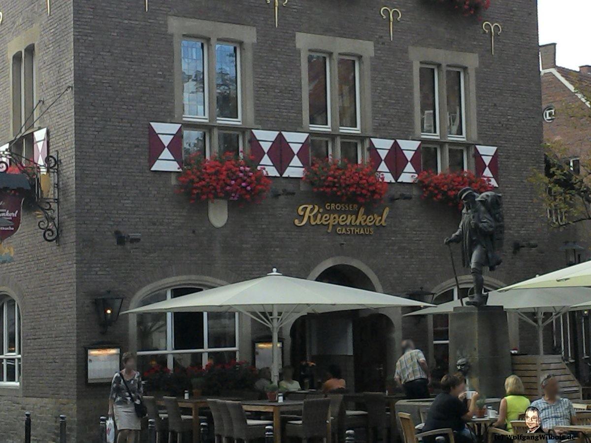 Restaurant grosser Kiepenkerl Muenster
