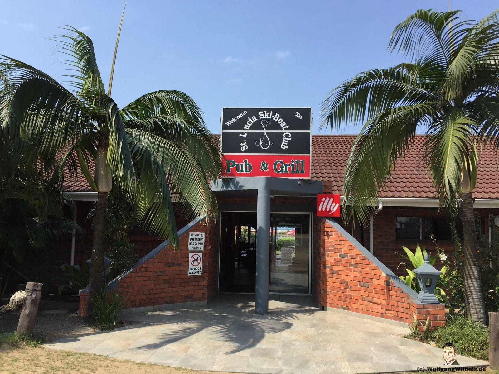 St- Lucia Ski Boat Club Pub Grill