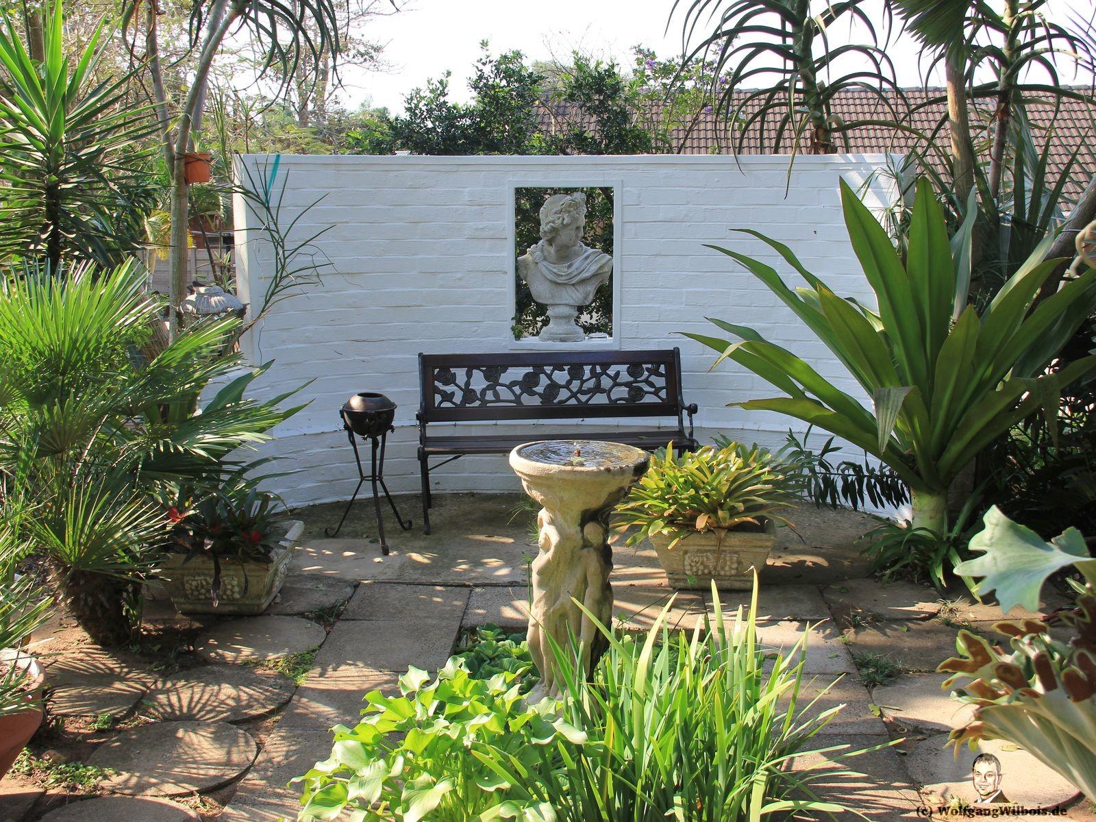 St. Lucia Wetlands Guesthouse Garten