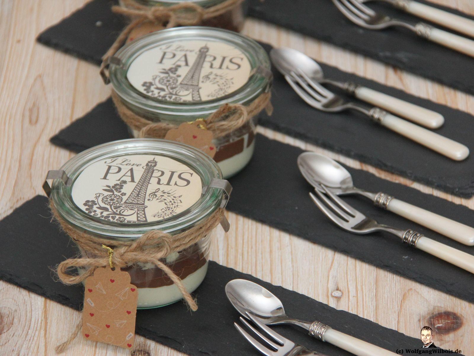 Kochclub Kochen Paris Nachspeise Mousse au Chocolat