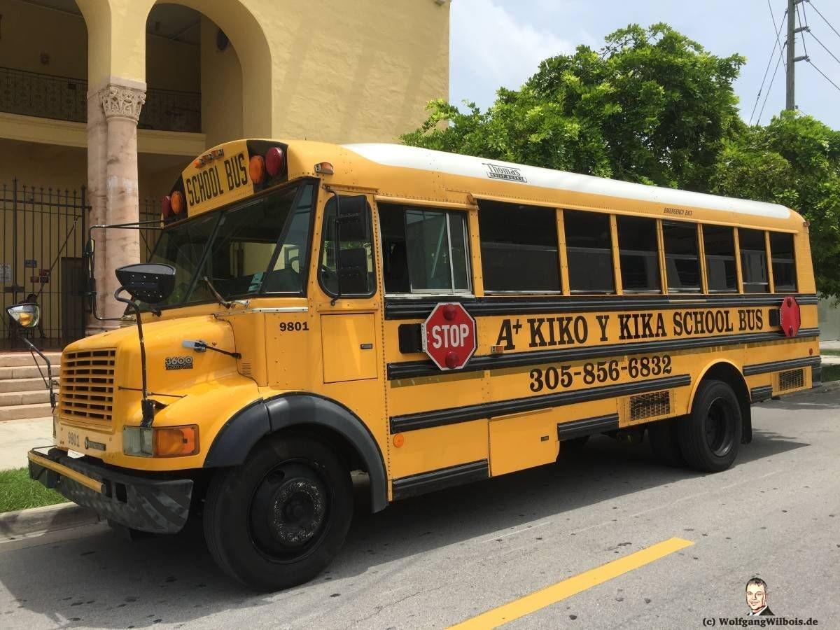 Schulbus kaufen Anzeigenfoto_