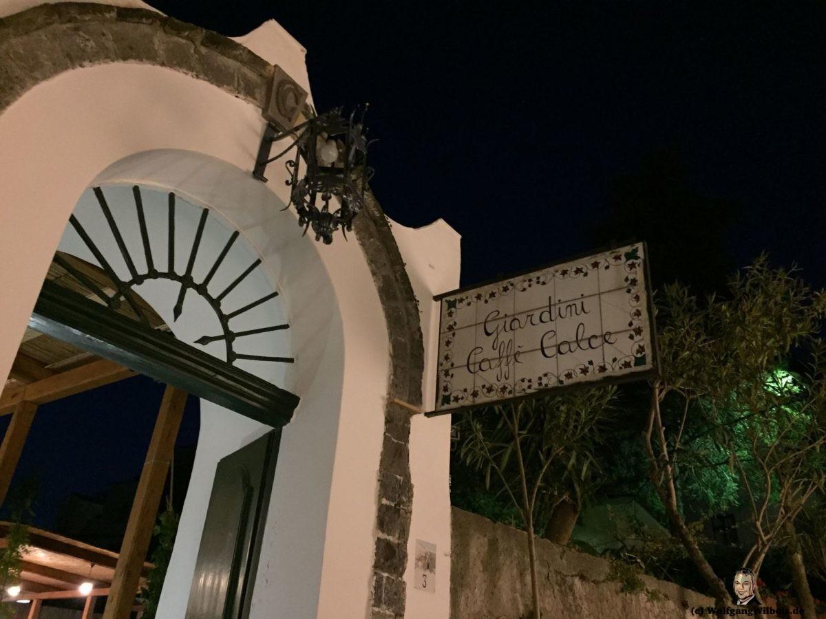 Caffe Calce Giardini Ravello Amalfiküste Amalfi coast