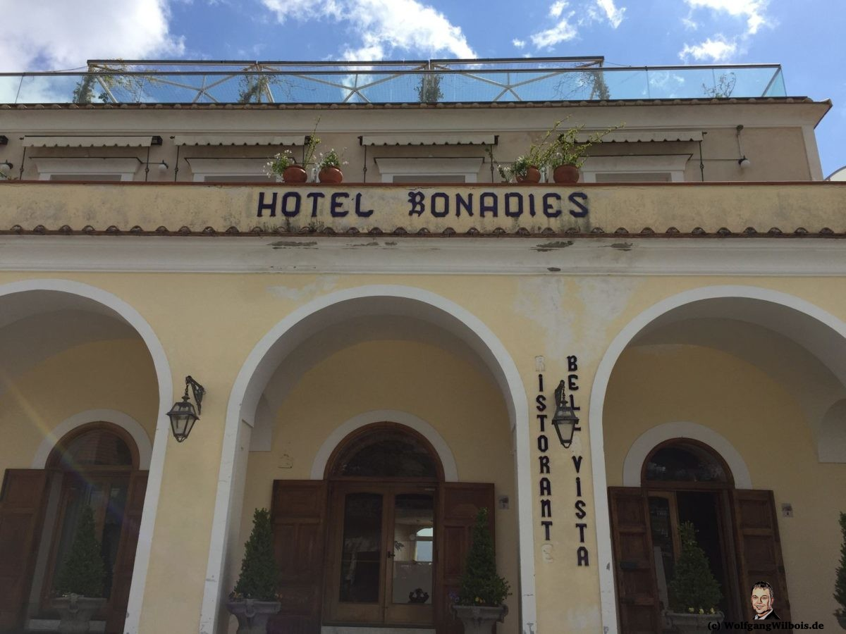 Hotel Bonadies Ravello