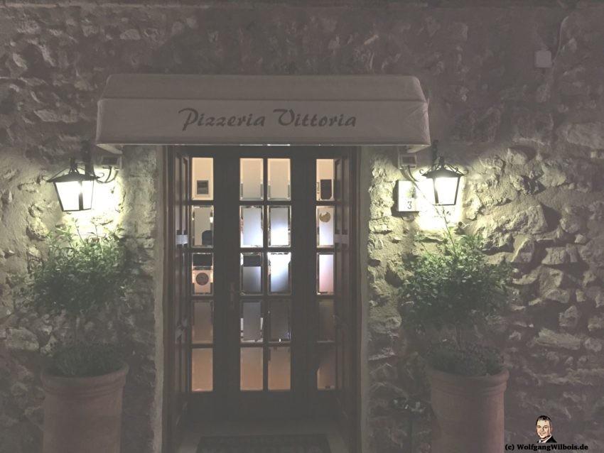 Restaurant Pizzeria Vittoria Ravello