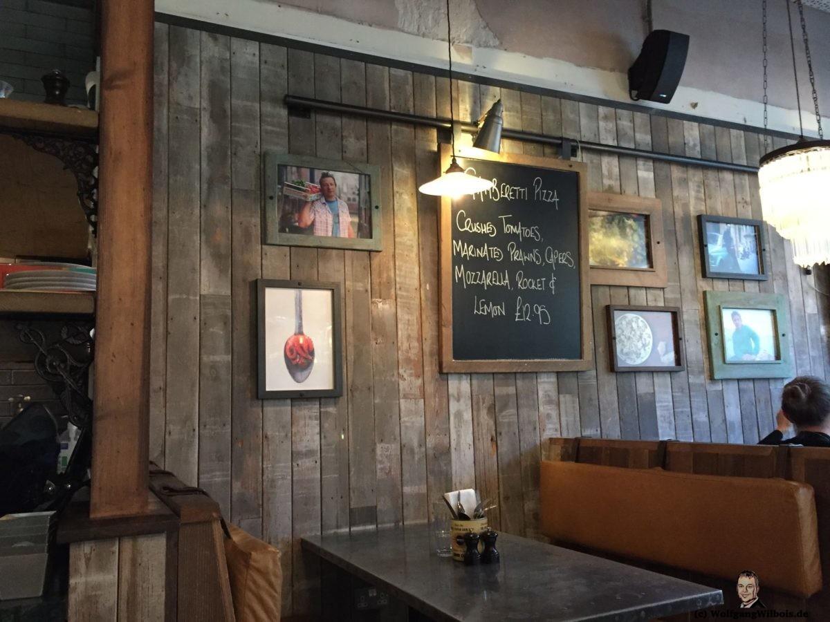 Jamie Oliver Italian Restaurant Harrogate