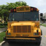 US Schulbus unser Skoolie