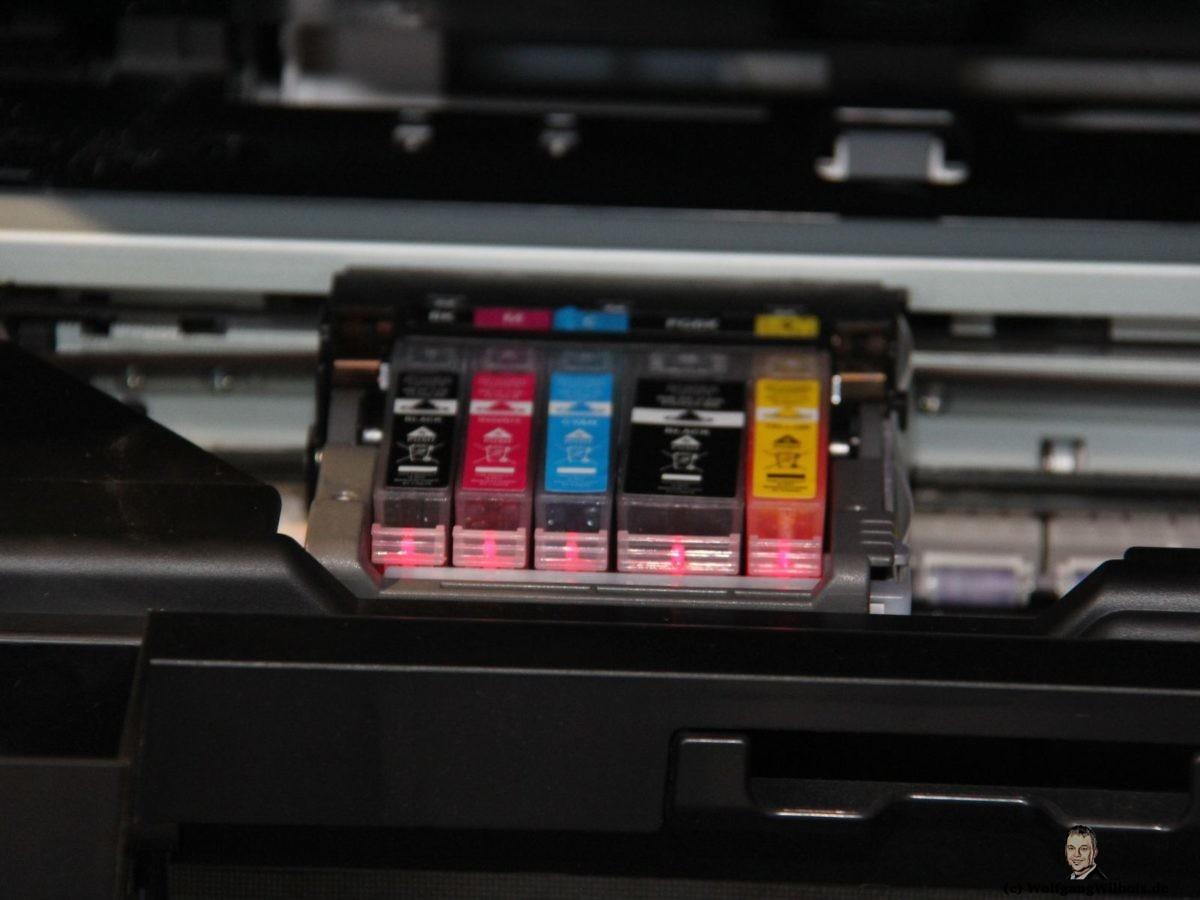 Canon Pixma MG5350 Kartuschen