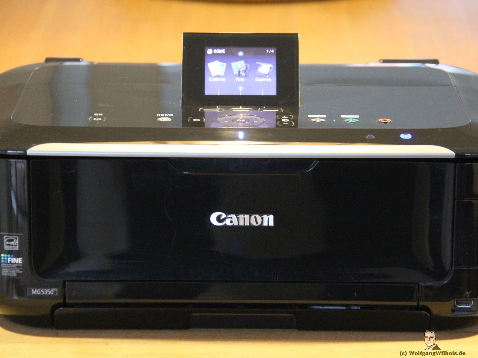 Multifunktionsdrucker Canon Pixma MG5350