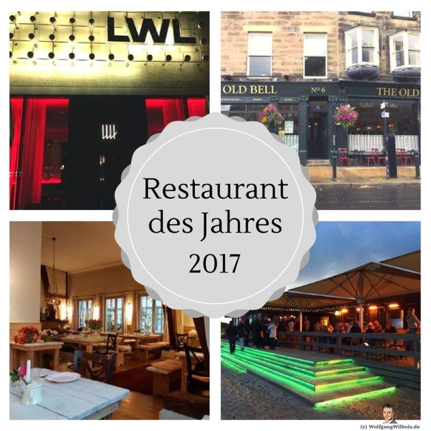 Restaurant des Jahres 2017