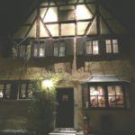 Restaurant zur hoell rothenburg ob der Tauber