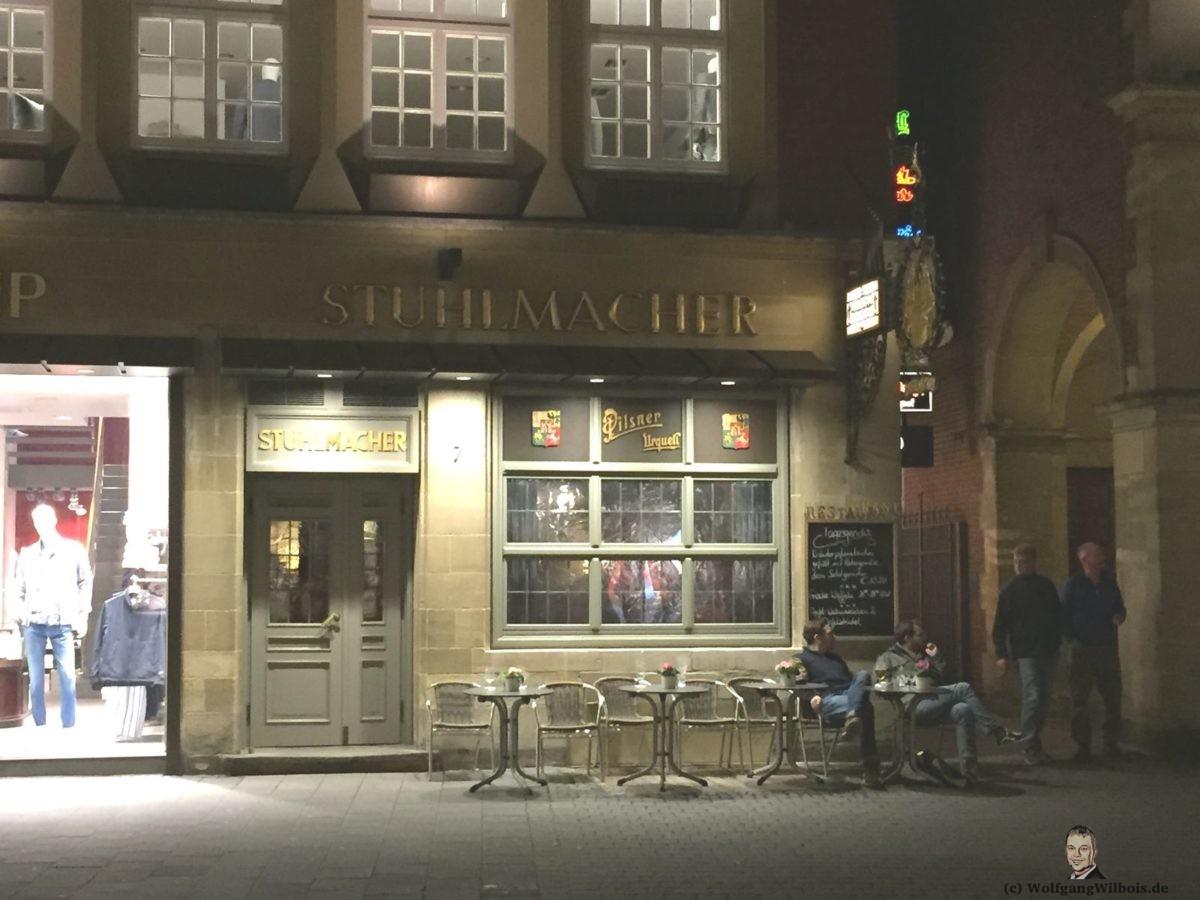 Restaurant Stuhlmacher Muenster