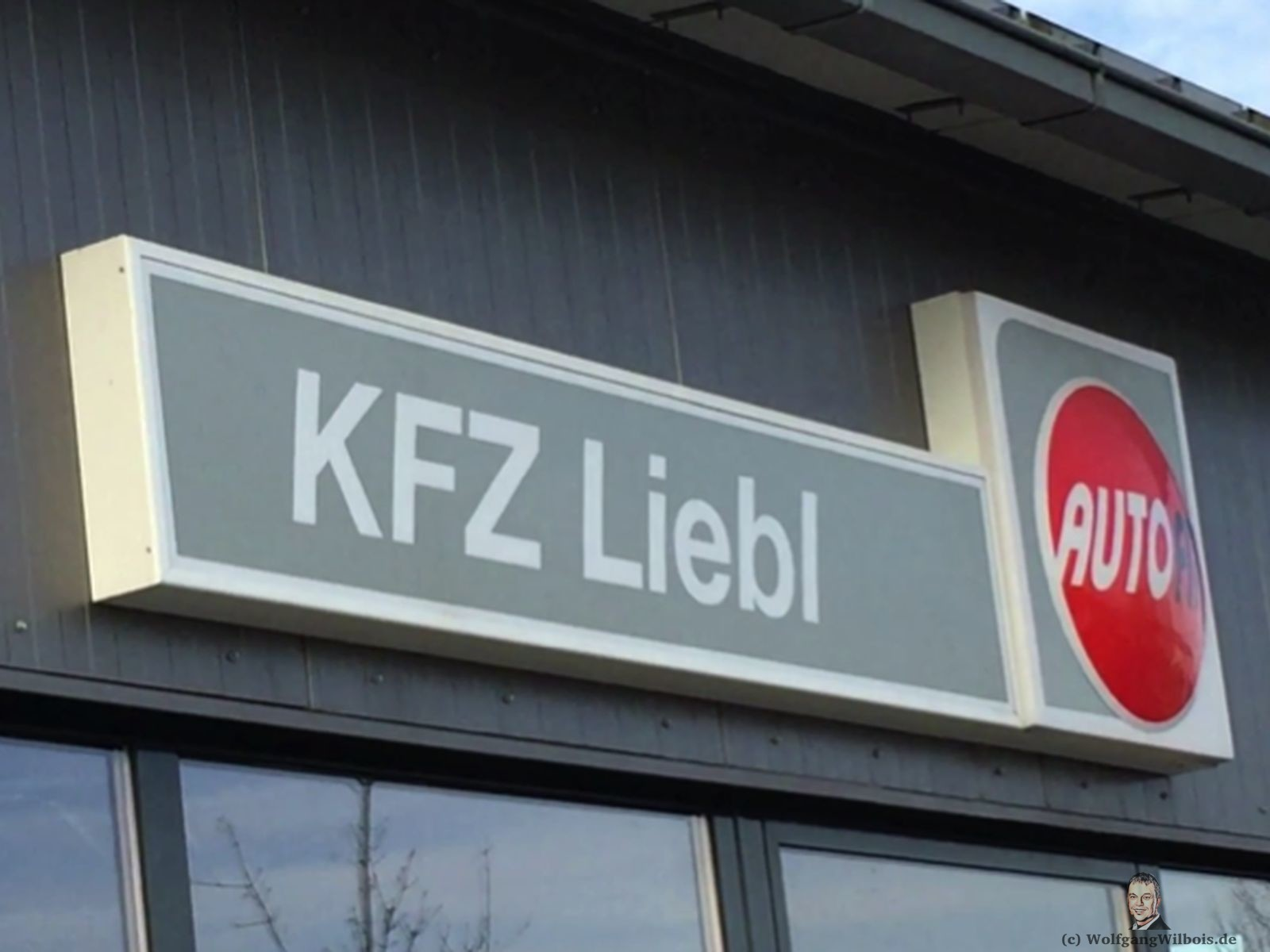Logo KFZ Liebl Neustadt an der Donau