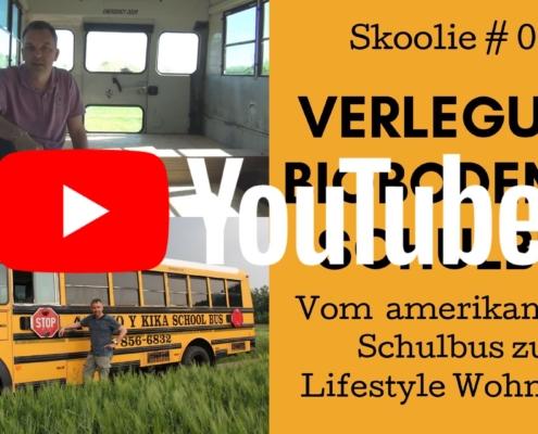 YouTube wineo purline Bioboden