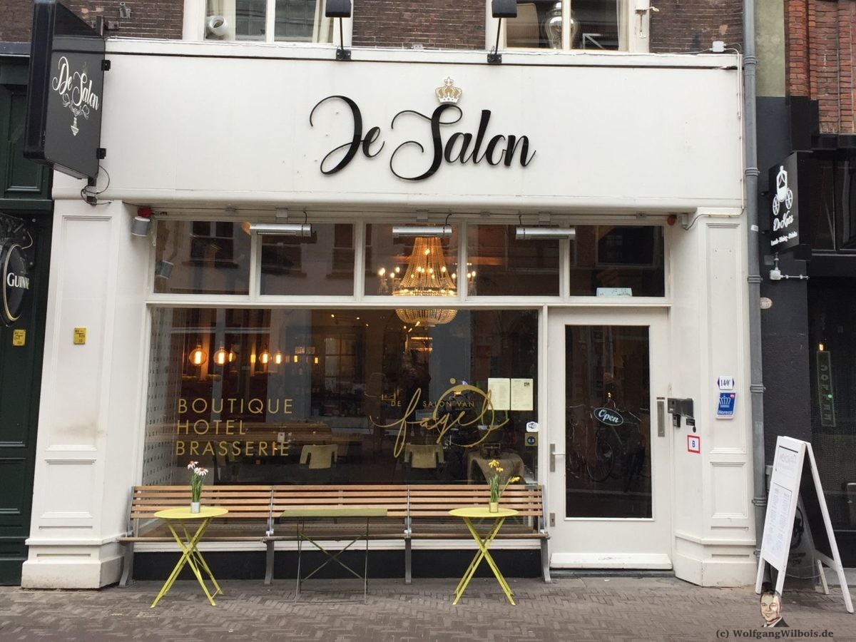 Boutique Hotel de Salon Den Haag