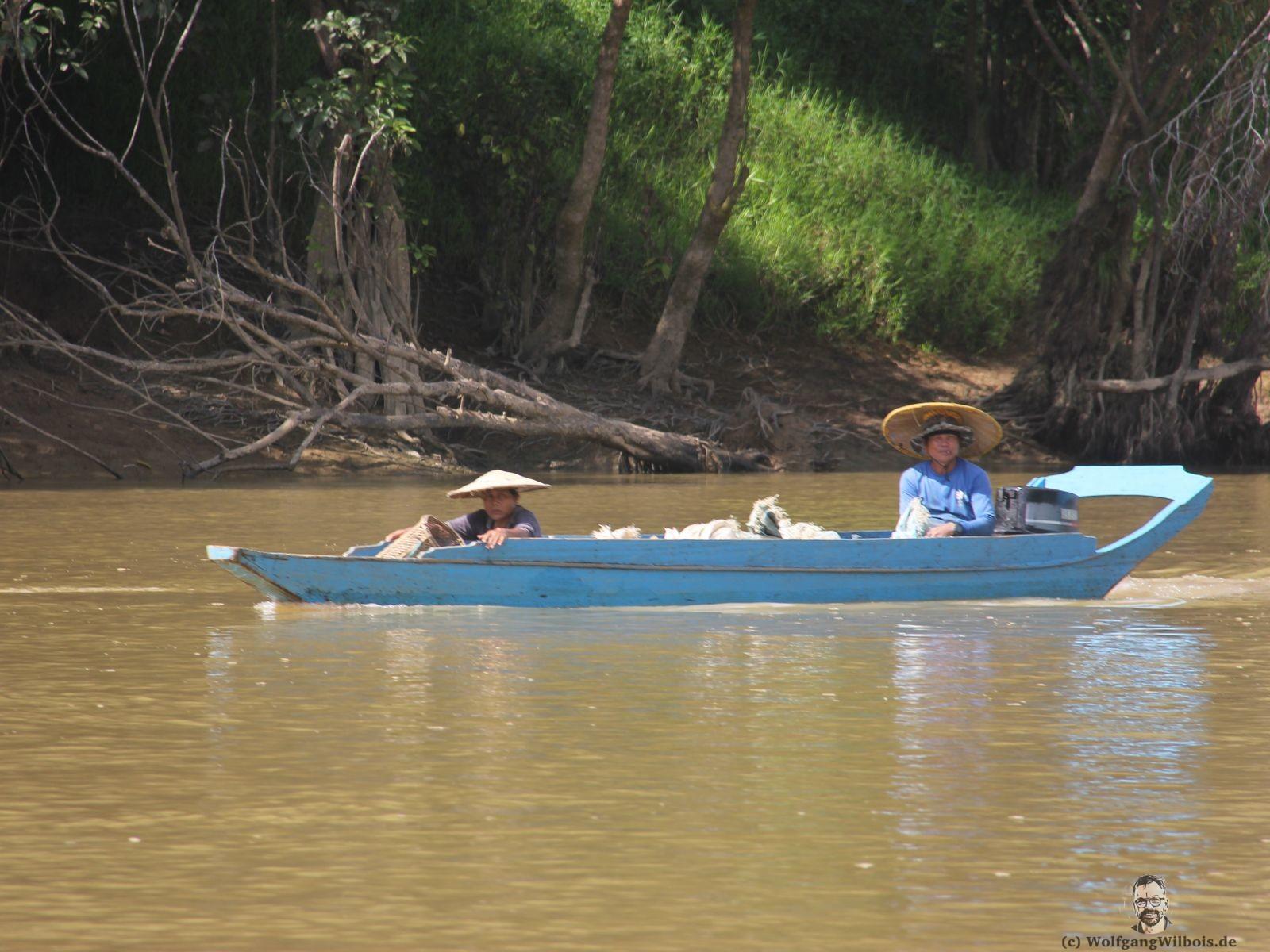 Borneo Tag 6 bei Belaga