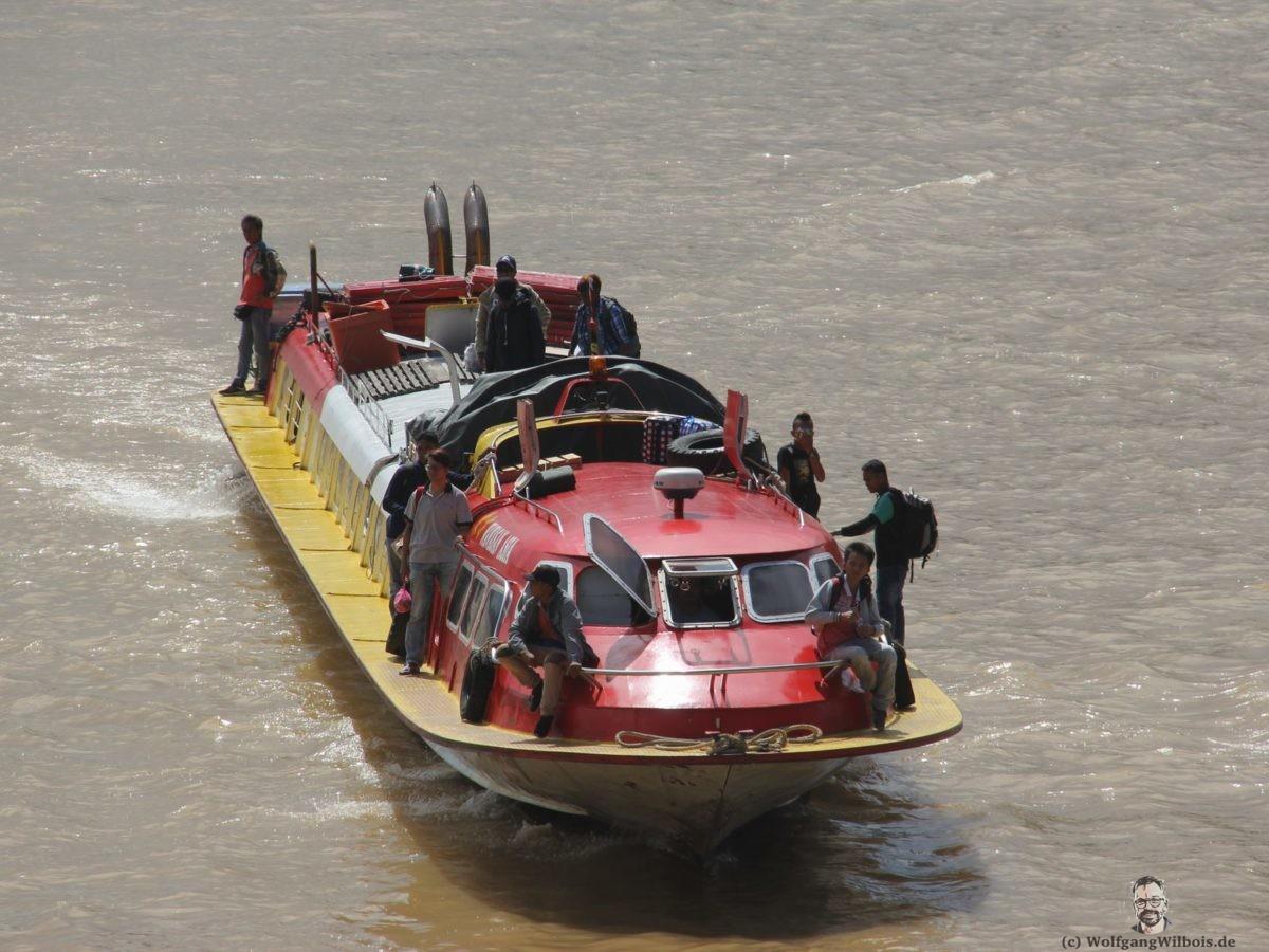 Borneo Tag 6 Kapit